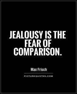 Learn tips to release jealousy.