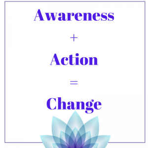 Increase Your Awareness to Change Your Life