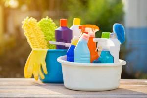Fall Cleaning Guide Inside & Outside