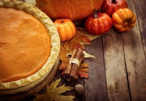 I love Triple Chocolate Pumpkin Pie