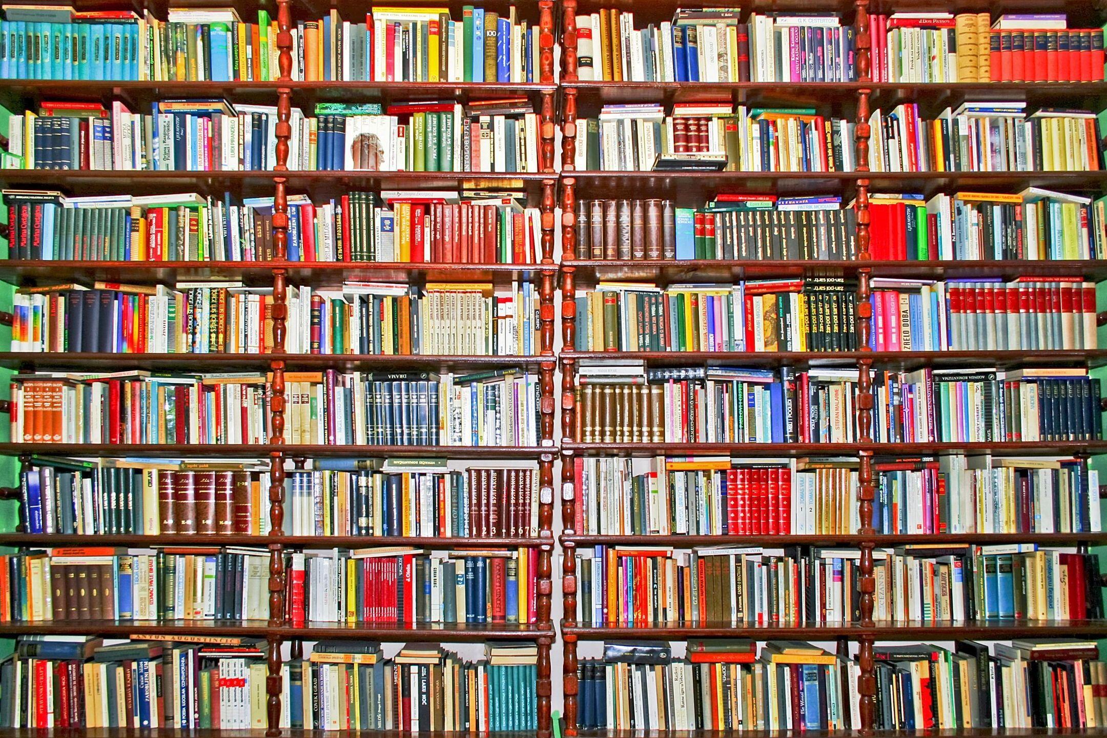 Organized-Bookcase-Organized-Books