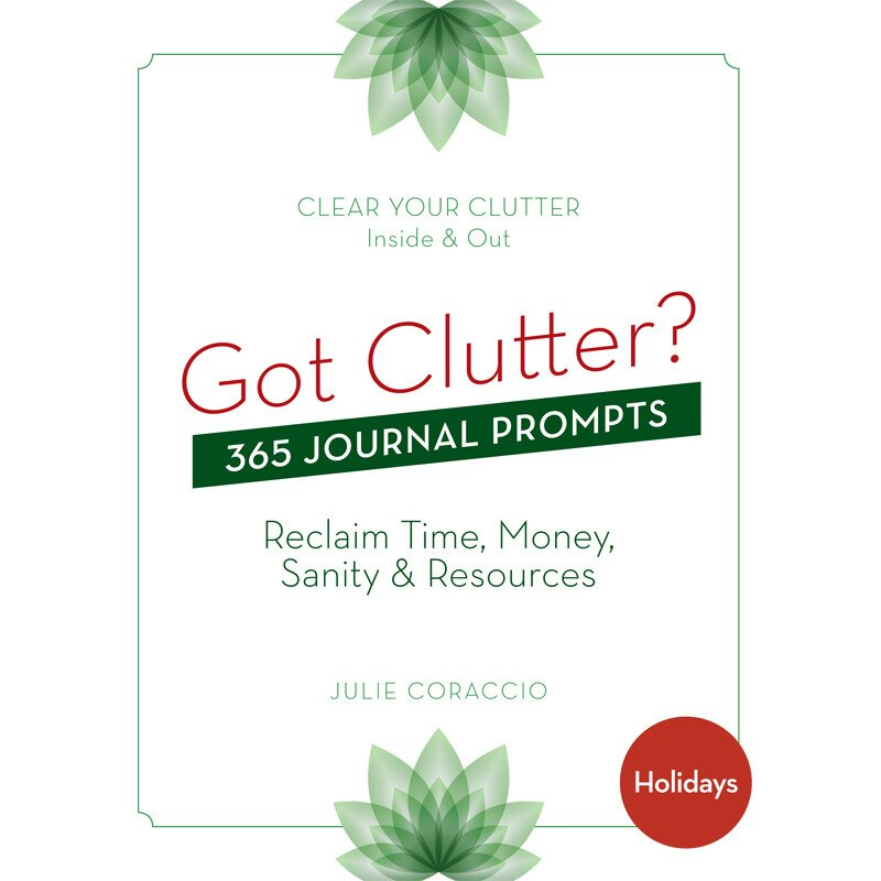 Got Clutter - Holiday Journal