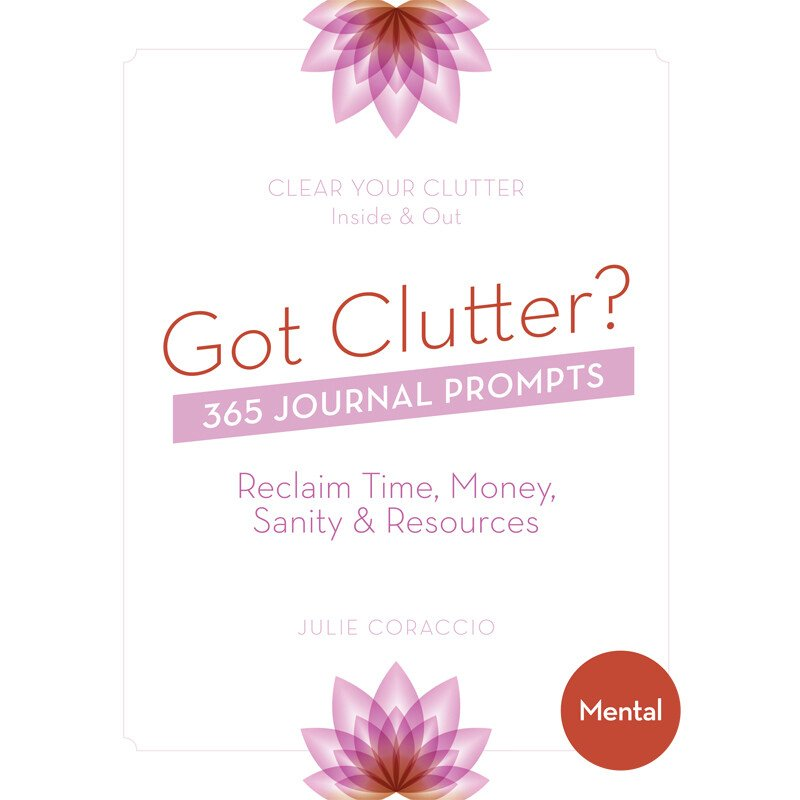 Clearing Clutter Book: Gifts for Decluttering Your Mind