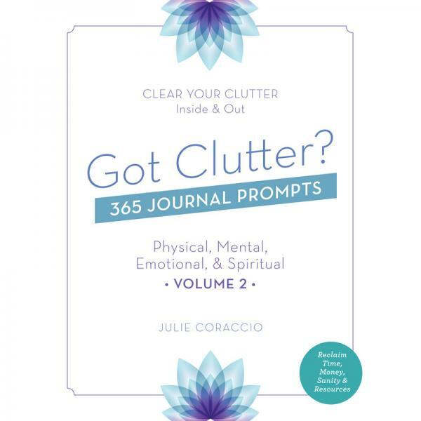Create a Plan to Clear Your Life - Buy Your 365 Journal Prompts Book Today!