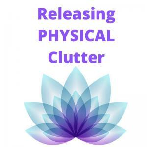 Let Go of Your Physical Clutter - Buy affirmations to clear physical clutter today!