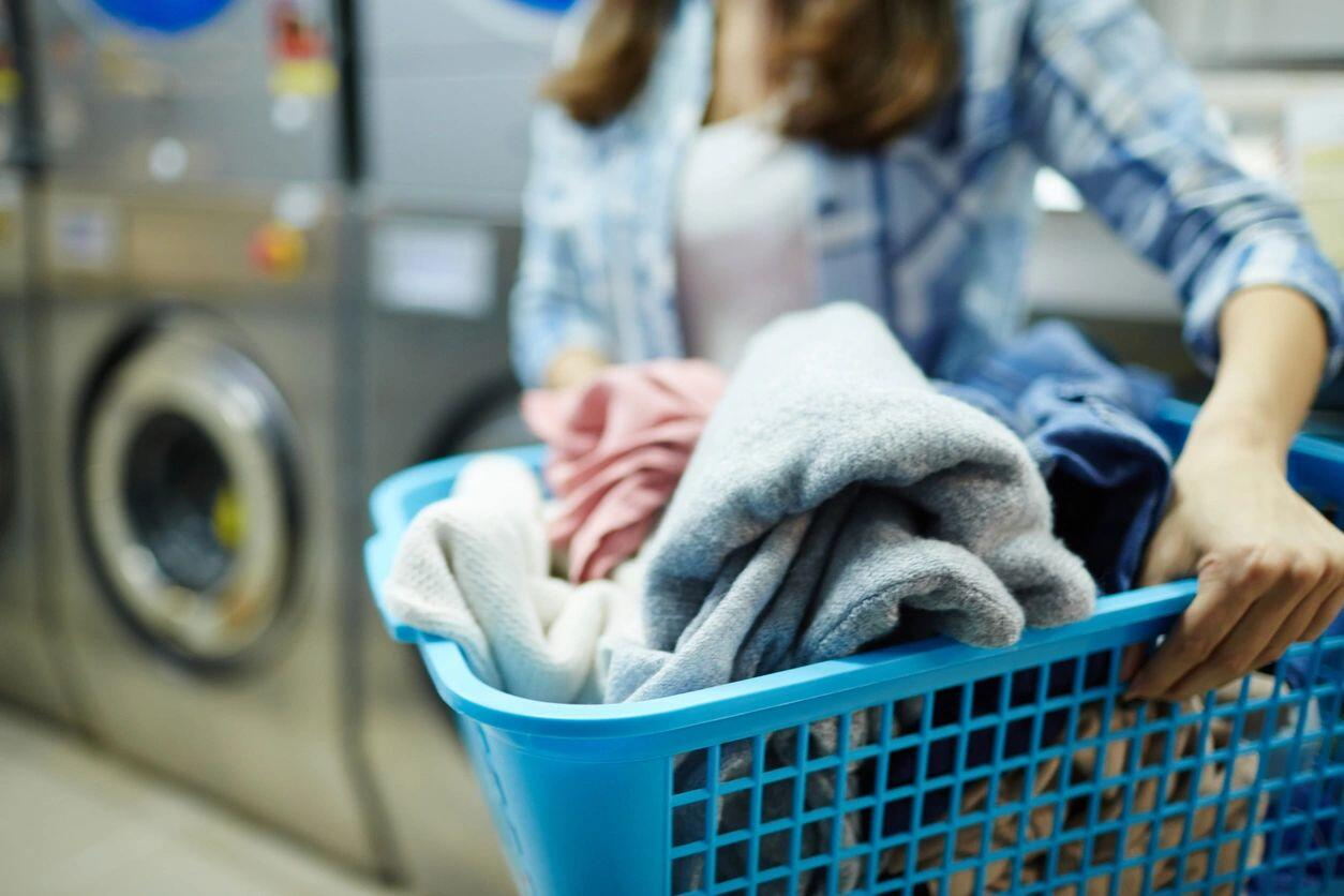Declutter Your Laundry: Getting Laundry Organized, Part 2
