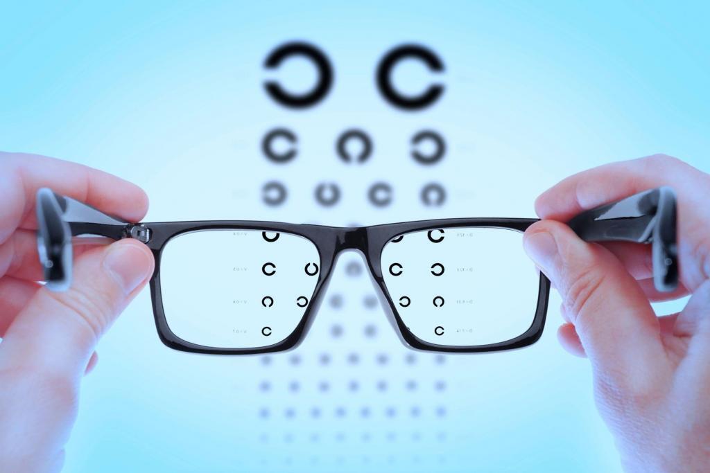 Glasses-Eye-Test