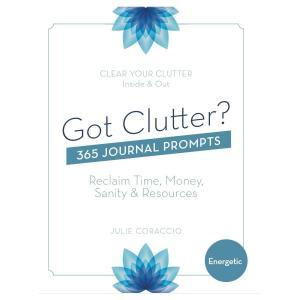 Clear Your Energetic Clutter - Buy your energetic clutter journal prompt today!