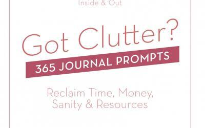 Clearing Clutter From Your Life: Building Healthy Relationships